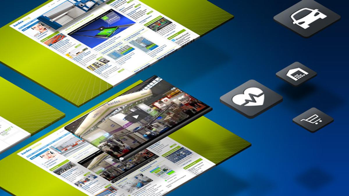 Kardex Remstar Neuburg/Kammel / FrontendEntwicklung Landingpages Typo3